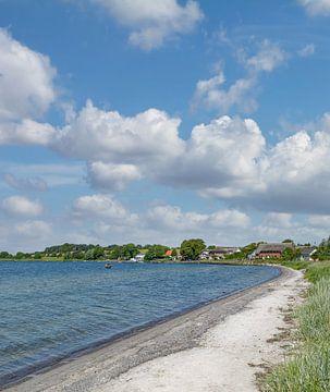 Alt Reddevitz auf der Insel Rügen von Peter Eckert