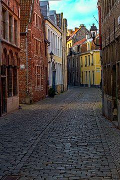 Steegje in Gent