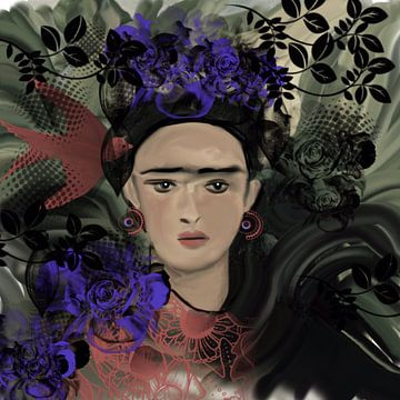 Frida von Raina Versluis
