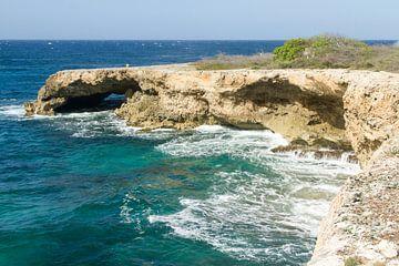 Curacao, ruige kust no. 6 von Arnoud Kunst