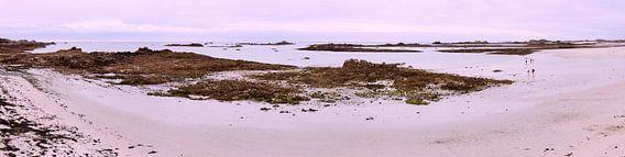 Evening at Cobo Bay