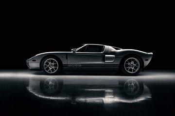 Ford GT. van Ansho Bijlmakers