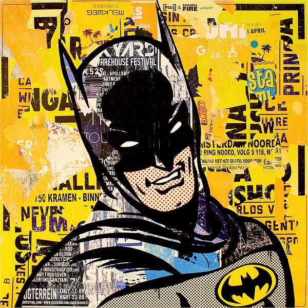 I am the night - Batman von Michiel Folkers