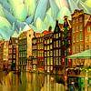 Tulpen uit Amsterdam van Frans Vanderkuil thumbnail