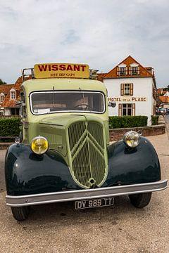 Citroën oldtimer in Wissant van Easycopters