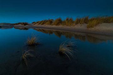 blauwe uur von Rick Kuijten