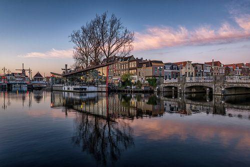 Galgenwater/Turfmarkt Leiden van