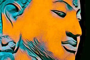Buddha Obsession 20201 - Orange