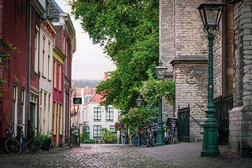 Uhrenstraße Leiden von Dirk van Egmond