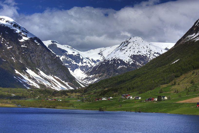 Magisch Noorwegen van Stephan Neven