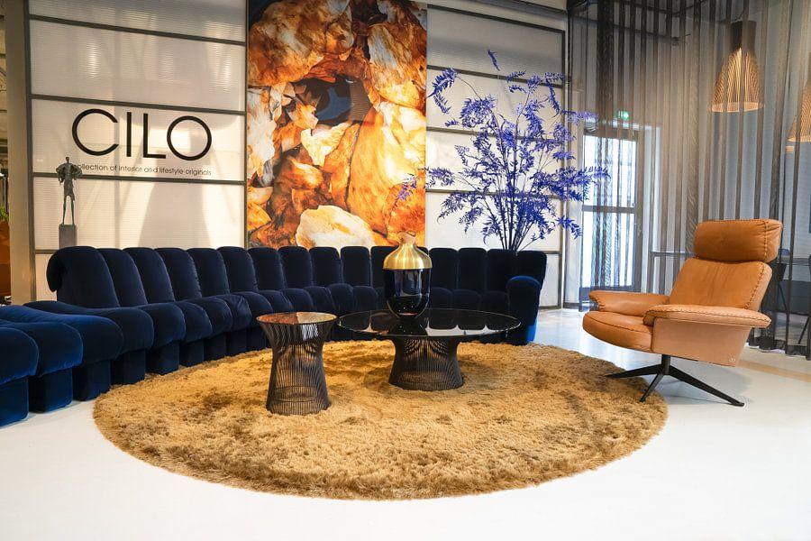 Kundenfoto: Organisch von Jenco van Zalk, auf akustische wandbilder