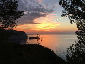 Ibiza Sunset van