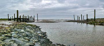 Kleiner Hafen Sil De Cocksdorp Texel von Ronald Timmer