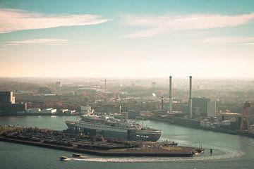 SS Rotterdam in al haar glorie van Joran Huisman