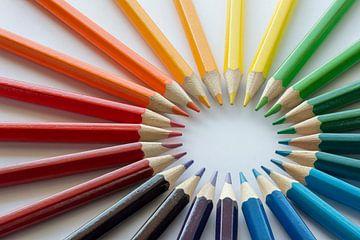 Kleurencirkel van Tonko Oosterink