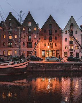 Pakhuizen Hoge der A, Groningen van Harmen van der Vaart
