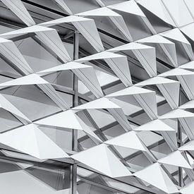 abstract geometrisch van Corrie Ruijer