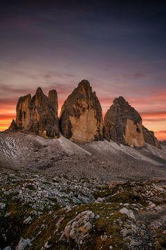 Dolomiten von Marvin Schweer