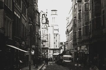 London in schwarz-weiß. von Erik Juffermans