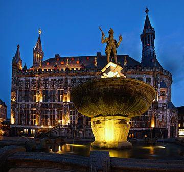 Stadhuis van Aken von Dolf Conraads