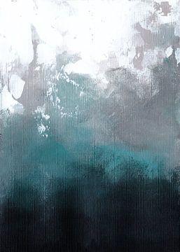 Grauer Horizont von Maria Kitano