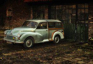 Old Timer van