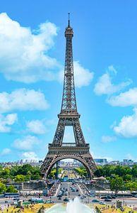Der Eiffelturm von Ivo de Rooij