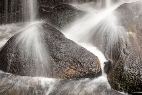 Spritzendes Wasser - Triberg von