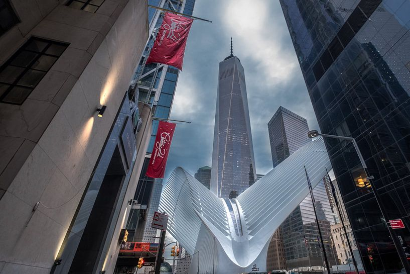 New York    One World Trade Center van Kurt Krause