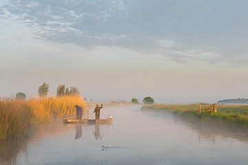 'The three fishers' van Jan Koppelaar