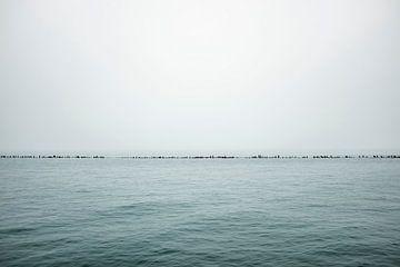 'Lucht en water', Chicago van Martine Joanne