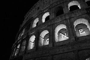 When in Rome... van