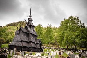 Staafkerk (Borgund) in Noorwegen
