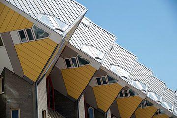 Würfelhäuser Rotterdam von Frank Janssen