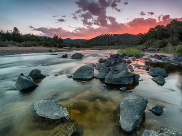 Kosciuszko Nationalpark Australien von Ramon Stijnen