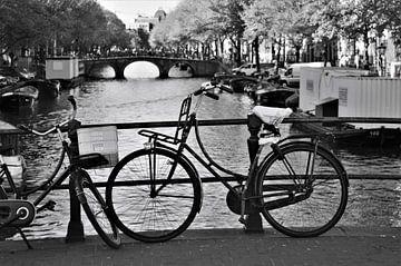 Hollands plaatje in Amsterdam von Marije van der Vies