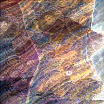 Pinselstriche XXV von Maurice Dawson