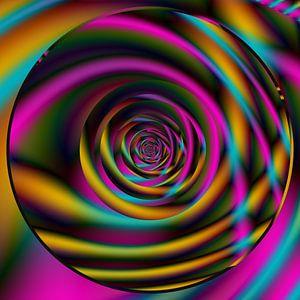 golden Circle von Claudia Gründler
