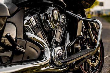 VTwin Indian Motorcycles van Westland Op Wielen