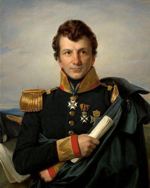 Johannes van den Bosch, Generalgouverneur der Niederländisch-Ostindien, Cornelis Kruseman von Meesterlijcke Meesters
