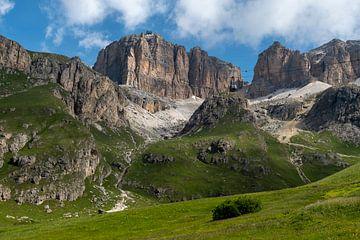 Die Dolomiten von Richard van der Woude