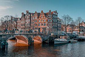 Brouwersgracht Amsterdam van Captured By Manon