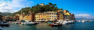Portofino Panorama von John Monster