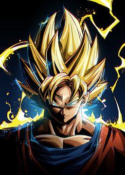 Goku van Nikita Abakumov