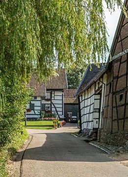 Vakwerkhuis Zuid Limburg von Evelien Heuts-Flachs