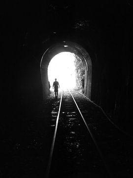 Licht aan het einde van de tunnel van Leen Denckens