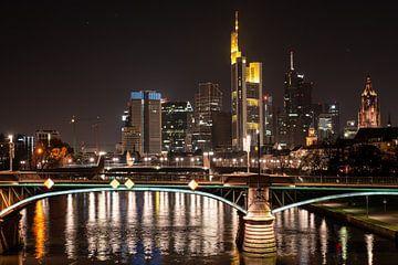 Frankfurt am Main van Guenter Purin