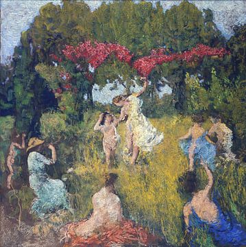 Der Tanz, Ker-Xavier Roussel
