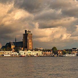Panorama Dordrecht von Sander Poppe