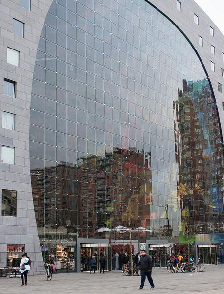 Markthal Rotterdam van Anuska Klaverdijk